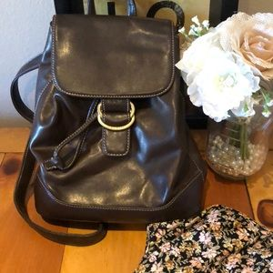 Nine West Brown Mini BackPack